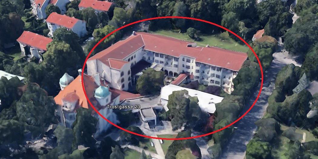 Ruckbau Hotel Caruso In Baden Zochling Hainfeld