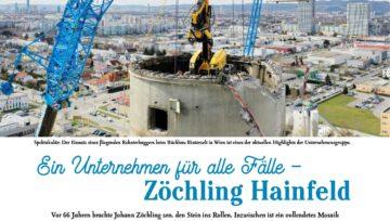"Bericht in ""Meine Heimat"""
