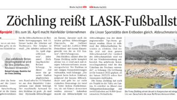 Bericht NÖN 04-2021 - Rückbau Linzer Stadion